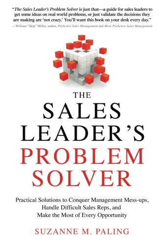 This is the book every sales manager wishes they had before they accepted the job. The advice within acts as a 24/7 coach for beleaguered sales leaders dealing with perplexing dilemmas.Sales leaders (managers, directors, and vice presidents) advocate...