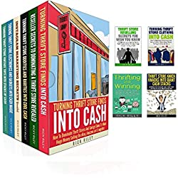 400 Items You Can Sell On eBay Box Set (10 in 1): Giant List Of Items You Can Sell On eBay And Make Money Fast (eBay selling made easy, making money online, work from home)
