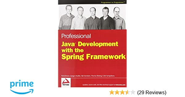 Spring ebook framework free download first head