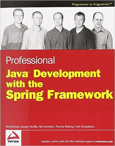 Spring Framework Development