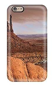 High Grade AnnaSanders Flexible Tpu Case For iphone 4 4s - Grand Canyon