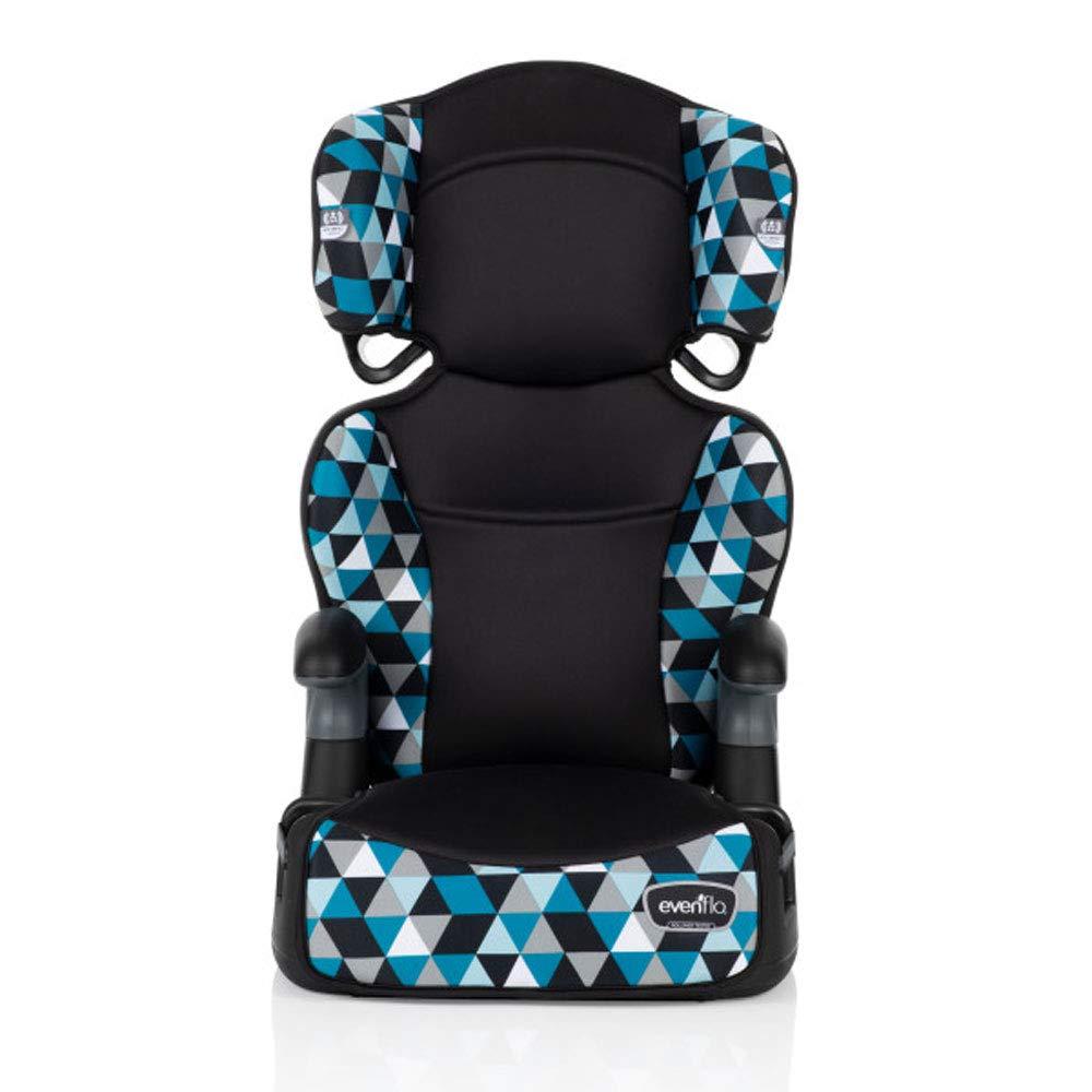 Evenflo Big Kid Highback 2-in-1 Belt-Positioning Booster Car Seat