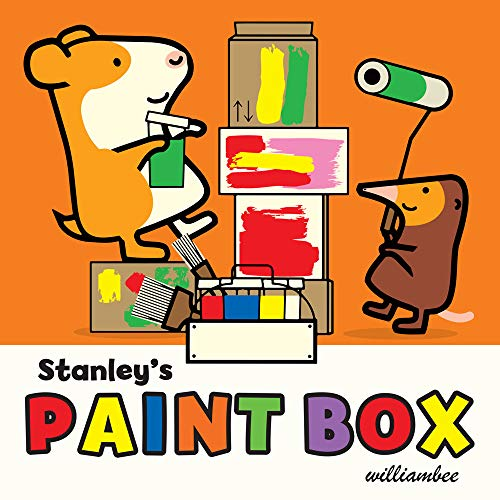 Book Cover: Stanley's Paint Box