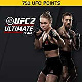 EA Sports UFC 2: 750 UFC Points - PS4 [Digital Code]