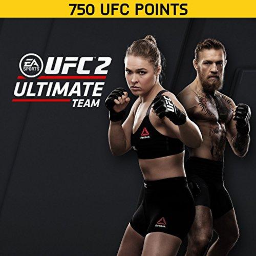 EA Sports UFC 2: 750 UFC Points - PS4 [Digital Code]