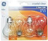kitchen appliance black friday deals GE Ceiling Fan Bulb, 40W, 4pk