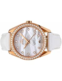 Seamaster automatic-self-wind womens Watch 231.58.39.21.55.001 (Certified Pre-owned)