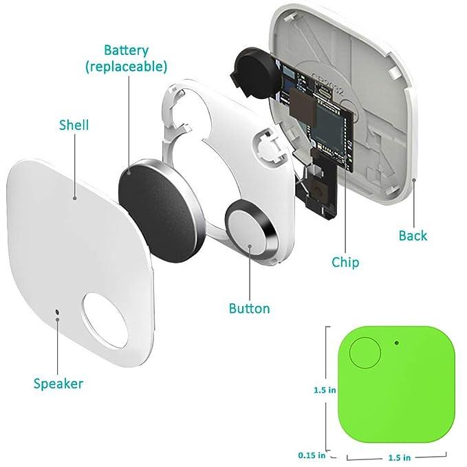 Amazon.com: Kimfly - Buscador de llaves (4 unidades ...