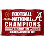 College Flags and Banners Co. Alabama Crimson Tide 17 Time National Champions Flag Review