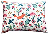 Baby : Dreamtown Kids 100% Cotton Snuggle Toddler PIllowcase, Made in USA (WOODLAND)