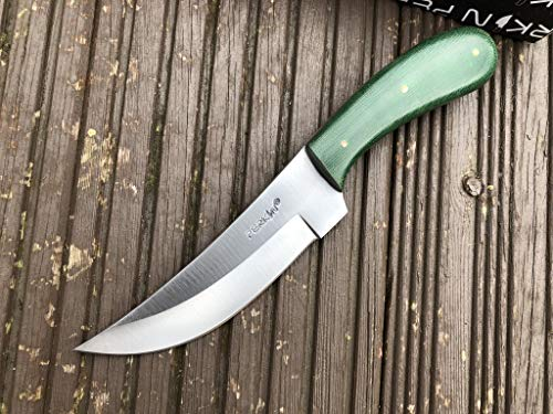 Perkin HK545 Fixed Blade Hunting Knife with Sheath Fix Blade Tactical Knife