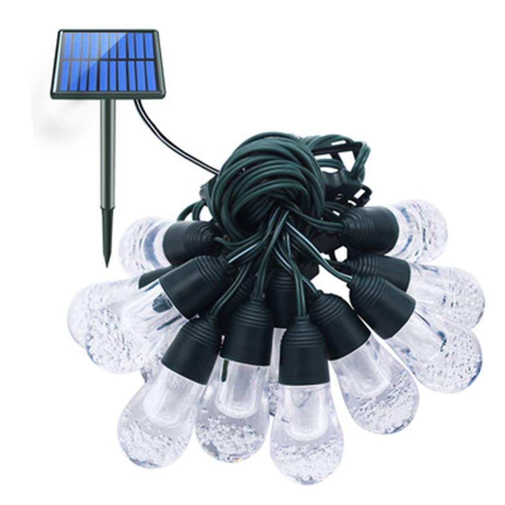 a prezzi accessibili APJJ Solar Impermeabile Bolla Luce Stringa Natale LED Decorativo Decorativo Decorativo per Interni Ed Esterni  vendita all'ingrosso