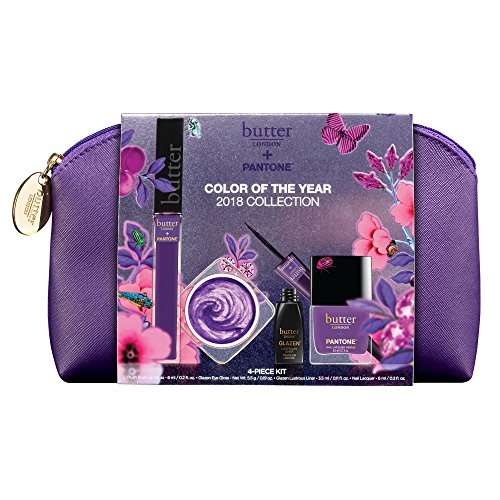 butter LONDON Pantone Color Of The Year 2018 Collection, Ultra (Ultraviolet Color)