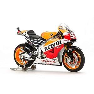 TAMIYA 14130 1/12 Repsol Honda RC213V '14 Motorcycle Plastic Model Kit 4