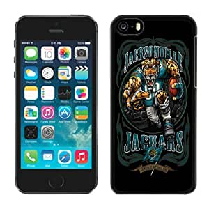 Amazing Iphone 5c Cover NFL Sports Designer Jacksonville Jaguars 01 Protective Case by Maris's Diary