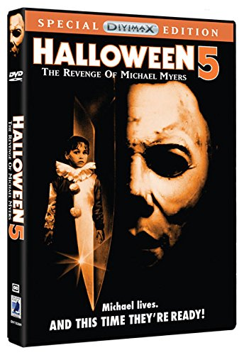 Halloween 5: The Revenge of Michael Myers (DiviMax Edition)]()