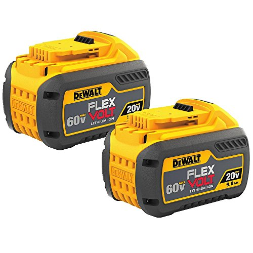 Dewalt Dcb609 2 Dcb609 20v 60v Max Flexvolt 9ah Battery