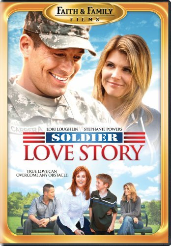 Soldier Love Story - DVD Image