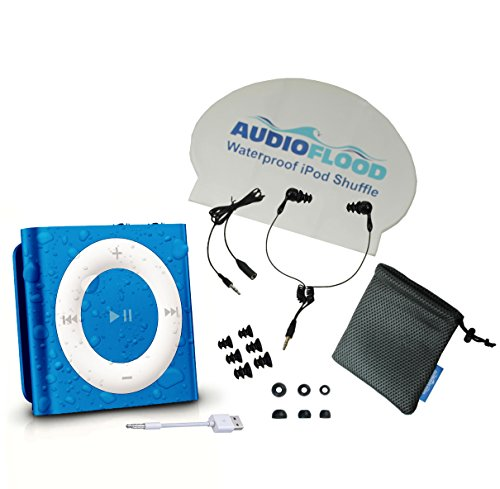 audioflood-waterproof-apple-ipod-shuffle-with-true-short-cord-headphones-blue