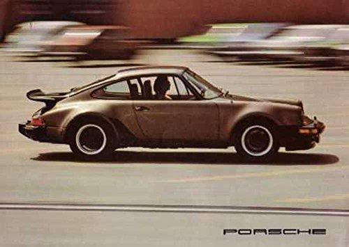 bishko automotive literature - Sales Brochure Literature Options Specs for The 1976 Porsche 911S 912E Turbo Carrera