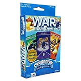 Skylanders GIANTS War Playing Card Game Deck with 4 Metallic Cards, 10 Decks