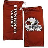 NFL Arizona Cardinals Microfiber Glasses Bag