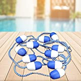 Pool Rope 5m/16.4ft Swimming Pool Safety Divider