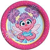 Abby Cadabby Dessert Plates, 8ct