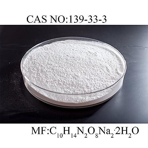 Eastchem Ethylenediaminetetraacetic Acid Disodium Salt,EDTA-2Na of 99% purity,CAS NO:139-33-3(1 lb) - Edta Disodium Salt