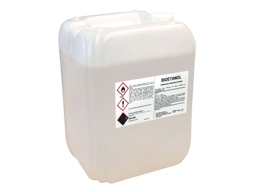 Combustible de origen natural liquido Garrafa 25L Firstline: Amazon.es: Bricolaje y herramientas