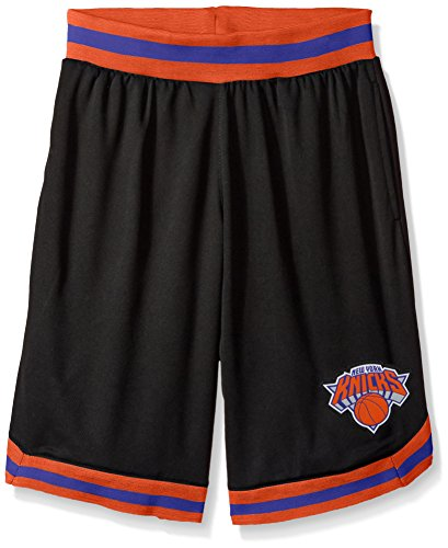 UNK NBA Men's New York Knicks Mesh Basketball Shorts Woven Active Basic, X-Large, (The New York Knicks)