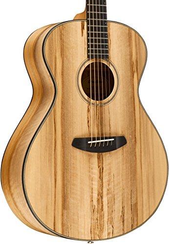 (Breedlove Oregon Concerto E Myrtlewood - Myrtlewood Acoustic-Electric Guitar Gloss Natural)