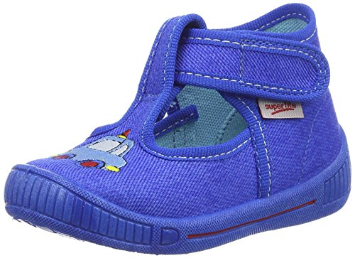 Niños De Superfit bluet Zapatillas Blau Casa Bully BgnEIq