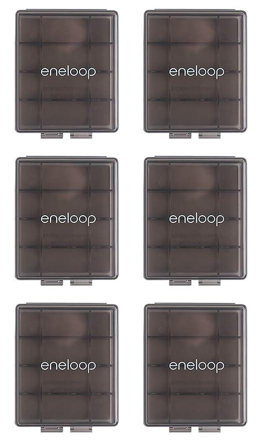 Amazon.com: Panasonic BQ-CASEK6SA eneloop Pro - Estuche de ...