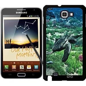 Funda para Samsung Galaxy Note GT-N7000 (I9220) - Archelon by Gatterwe