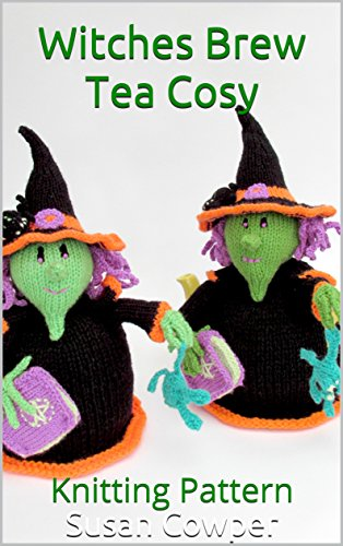 Witches Brew Tea Cosy: Knitting Pattern -