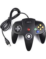 iNNEXT N64 Controller USB Gamepad N64 PC-Controller Joypad Joystick Für Windows Mac PC Raspberry Pi
