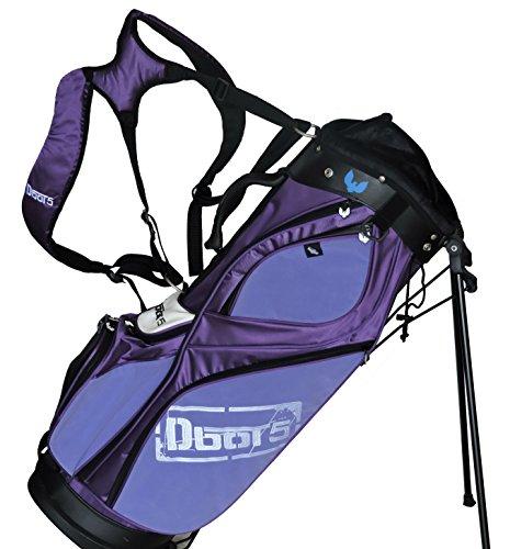 Buy ladies purple golf bag