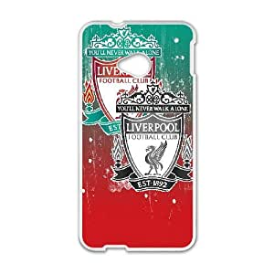Liverpool Logo For HTC One M7 Case protection phone Case ST168470