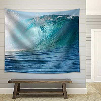 Classic Design, Lovely Object of Art, Huge Wave on The Sea