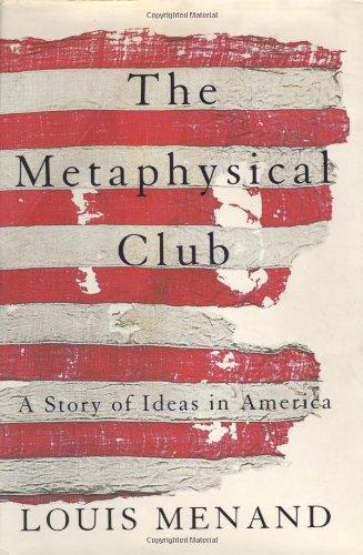 0374199639 - Louis Menand: The Metaphysical Club - Buku