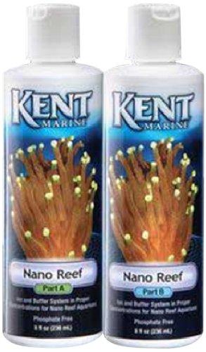 Kent Marine 00857 Nano Reef Parts A and B, 8-Ounce (Kent Marine Coral)