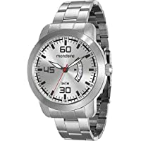 Relógio Masculino Mondaine Analógico Social 78652G0MVNA1 - Prata