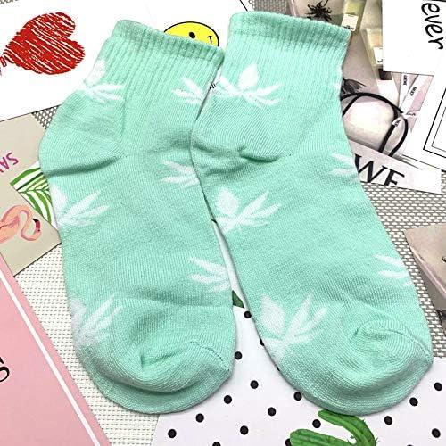 AAVJBD Moda Amor Calcetines De Algodón para Mujer Kawaii Verano ...