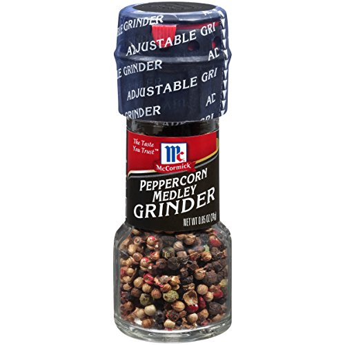 (McCormick Peppercorn Medley Grinder, 0.85 Ounce (Pack of 1))