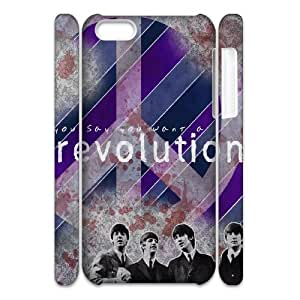 C-EUR Diy 3D Case The Beatles for iPhone 5C