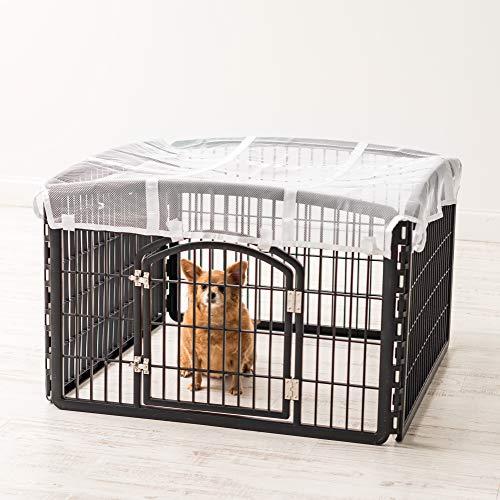 IRIS 24'' Exercise 4-Panel Pet Playpen with Door