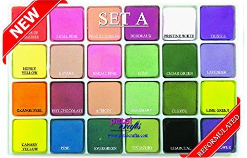 Craft Petal (Petal Crafts Petal Dust Set (24 Pack))