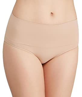 niedriger Shaping Level Shapeware in Haut oder Schwarz Undie Tectable Miederslip Spanx Smooth Damen Shaping Panty