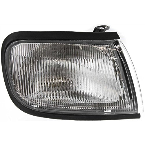 Maxima Park Lamp - Evan-Fischer EVA20572013419 Corner Light for Nissan Maxima 95-96 Corner Lamp RH Assembly Park Lamp Right Side